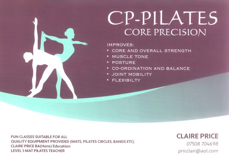 CP-Pilates flyer