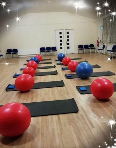 Hartlebury Parish Hall CP=Pilates
